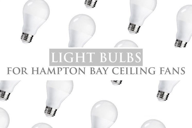 hampton bay ceiling fan light bulbs