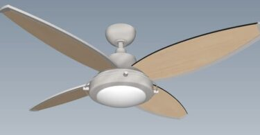 hampton bay romano ceiling fan
