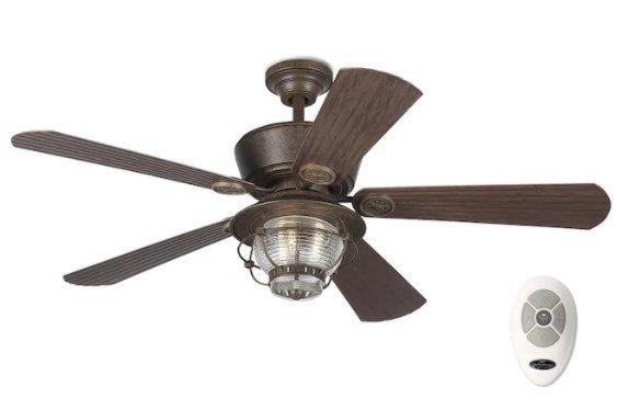 harbor breeze merrimack ceiling fan
