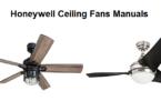 honeywell ceiling fan manuals