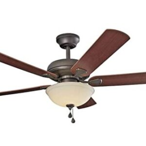 Energy Efficient 52 Inch LED Ceiling Fan