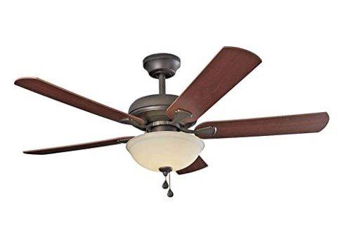 Energy Efficient 52 Inch LED Ceiling Fan
