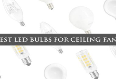 led bulbs for ceiling fans