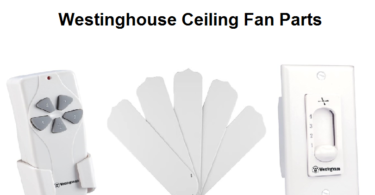 westinghouse ceiling fan parts