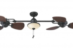 harbor breeze ceiling fans with lights