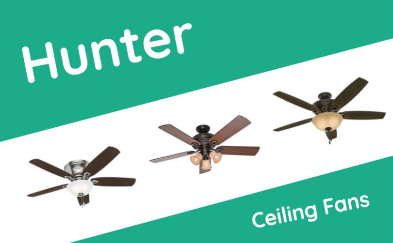 hunter ceiling fans