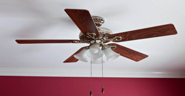 are ceiling fans outdated