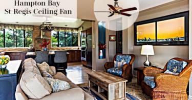 hampton bay st regis ceiling fan
