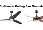 Craftmade ceiling fan manuals
