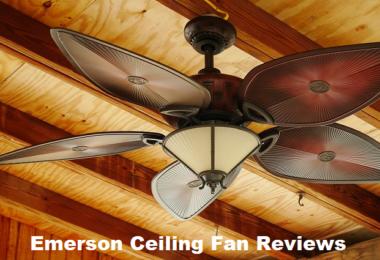 emerson ceiling fan reviews